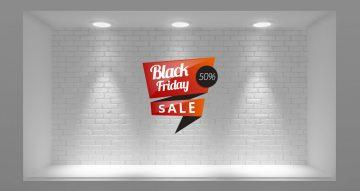 Black Friday - Black Friday κορδέλα με ποσοστό