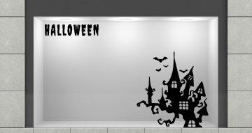Αποκριάτικα (Halloween) - Στοιχειωμένο Δεντρόσπιτο Halloween