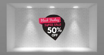 Black Friday - Black Friday Προσφορές Pin με δικό σας ποσοστό