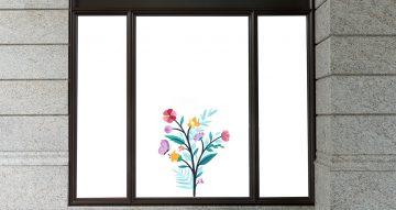 Ανοιξιάτικη βιτρίνα - Ανοιξιάτικο/Καλοκαιρινό φυτό με πολύχρωμα λουλούδια