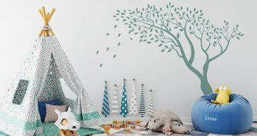 Selected products - Δέντρο μονόχρωμο σχέδιο 1