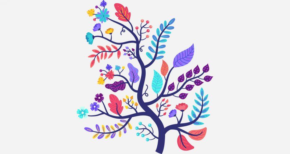 Selected products - Πολύχρωμο δέντρο
