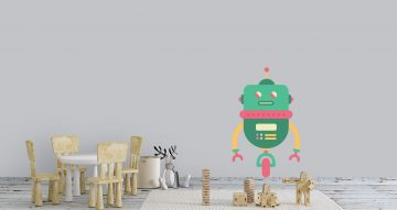 Selected products - Ρομποτάκι σε μία ρόδα