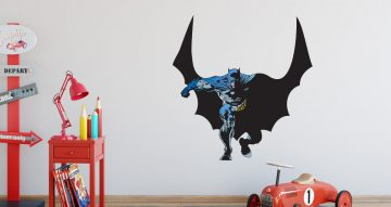 Αυτοκόλλητα Τοίχου - Batman o σκοτεινός ιππότης