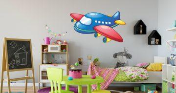 Αεροπλάνα - Καρτουνίστικο επιβατικό αεροπλάνο