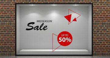 10ήμερο / 15ήμερο προσφορών - Mid season sales geometric