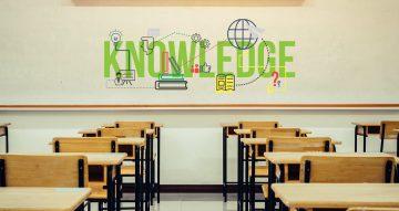 Αυτοκόλλητα καταστημάτων - Knowledge