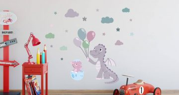 Selected products - Mother and baby dragon