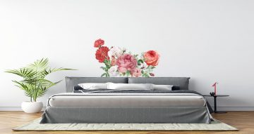 Floral - Floral τριαντάφυλλο (σύνθεση με τριαντάφυλλα)