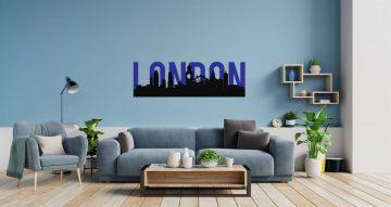 Αυτοκόλλητα Τοίχου - london city