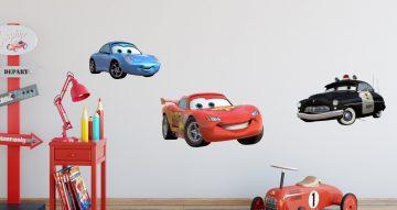 Selected products - Σύνθεση με αγωνιστικά αυτοκινητάκια
