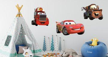 Selected products - Κόκκινο αγωνιστικό αυτοκινητάκι και η παρέα του