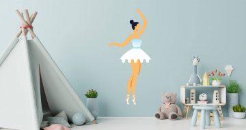 Άνθρωποι & φιγούρες - Μπαλαρίνα που χορέυει