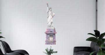 Αυτοκόλλητα καταστημάτων - Το άγαλμα της ελευθερίας
