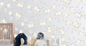 Floral - Beautiful watercolor flowers