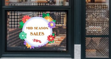 10ήμερο / 15ήμερο προσφορών - Mid season sales-λουλούδια με το δικό σας ποσοστό