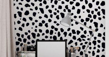 Αυτοκόλλητα Τοίχου - Αυτοκόλλητο τοίχου -Dalmatian spot