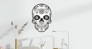 Άνθρωποι & φιγούρες - Mexican skull